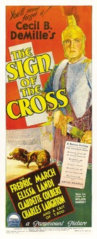 The Sign of the Cross - Australian Movie Poster (xs thumbnail)