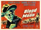 Blood on the Moon - British Movie Poster (xs thumbnail)