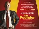 The Founder - British Movie Poster (xs thumbnail)