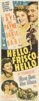 Hello Frisco, Hello - Movie Poster (xs thumbnail)