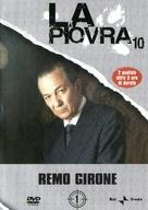 La piovra 10 - Italian DVD cover (xs thumbnail)