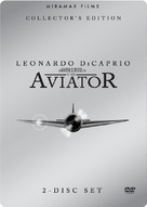 The Aviator - German DVD cover (xs thumbnail)