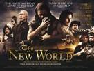 The New World - British Movie Poster (xs thumbnail)