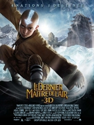 The Last Airbender - French Movie Poster (xs thumbnail)