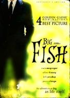 Big Fish - DVD cover (xs thumbnail)