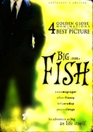 Big Fish - DVD movie cover (xs thumbnail)
