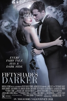 Fifty Shades Darker - Movie Poster (xs thumbnail)
