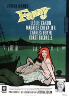 Fanny - Danish Movie Poster (xs thumbnail)