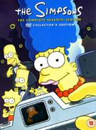 """The Simpsons"" - British Movie Cover (xs thumbnail)"
