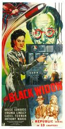 The Black Widow - Movie Poster (xs thumbnail)