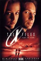 The X Files - DVD cover (xs thumbnail)