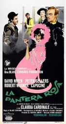 The Pink Panther - Italian Movie Poster (xs thumbnail)