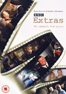 """Extras"" - British DVD cover (xs thumbnail)"