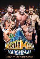 WWE WrestleMania XXIX - Movie Poster (xs thumbnail)