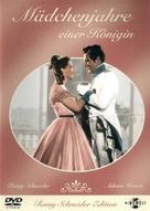 Mädchenjahre einer Königin - Austrian Movie Cover (xs thumbnail)
