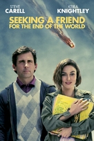 Seeking a Friend for the End of the World - DVD cover (xs thumbnail)
