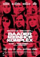 Der Baader Meinhof Komplex - Czech Movie Poster (xs thumbnail)