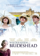 Brideshead Revisited - German Movie Poster (xs thumbnail)