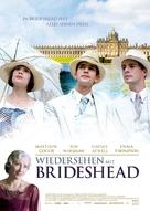 Brideshead Revisited - German Movie Poster (xs thumbnail)