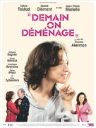 Demain on déménage - French poster (xs thumbnail)