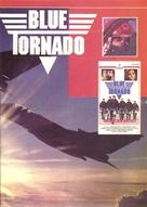 Blue Tornado - Argentinian poster (xs thumbnail)