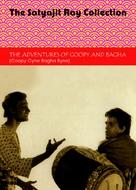 Goopy Gyne Bagha Byne - DVD cover (xs thumbnail)