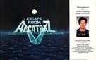 Escape From Alcatraz - Movie Poster (xs thumbnail)