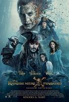 Pirates of the Caribbean: Dead Men Tell No Tales - Estonian Movie Poster (xs thumbnail)