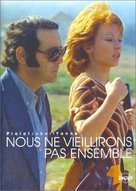 Nous ne vieillirons pas ensemble - French DVD cover (xs thumbnail)