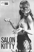 Salon Kitty - German poster (xs thumbnail)
