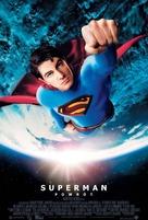 Superman Returns - Polish Movie Poster (xs thumbnail)