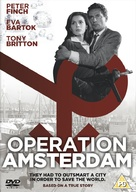 Operation Amsterdam - British DVD cover (xs thumbnail)