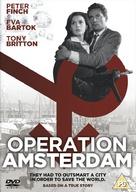 Operation Amsterdam - British DVD movie cover (xs thumbnail)