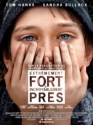 Extremely Loud & Incredibly Close - French Movie Poster (xs thumbnail)