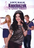 A Cinderella Story: Once Upon a Song - Polish DVD movie cover (xs thumbnail)