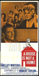 A House Is Not a Home - Movie Poster (xs thumbnail)