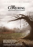 The Conjuring - Dutch Movie Poster (xs thumbnail)