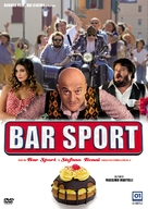 Bar Sport - Italian DVD cover (xs thumbnail)