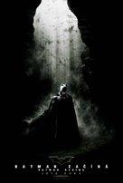 Batman Begins - Czech Movie Poster (xs thumbnail)