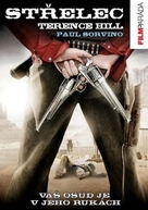 Triggerman - Czech Movie Poster (xs thumbnail)