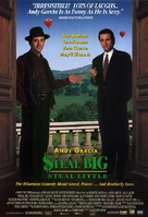 Steal Big Steal Little - Movie Poster (xs thumbnail)