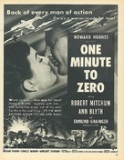 One Minute to Zero - poster (xs thumbnail)