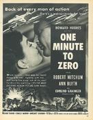 One Minute to Zero - poster (xs thumbnail)