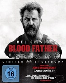 Blood Father - German Movie Cover (xs thumbnail)