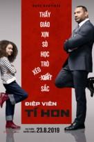My Spy - Vietnamese Movie Poster (xs thumbnail)