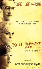 Pay It Forward - DVD cover (xs thumbnail)