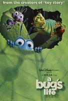 A Bug's Life - Movie Poster (xs thumbnail)