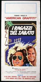 Aloha Bobby and Rose - Italian Movie Poster (xs thumbnail)