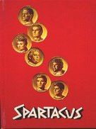 Spartacus - DVD cover (xs thumbnail)