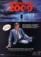 Holocaust 2000 - Video release poster (xs thumbnail)